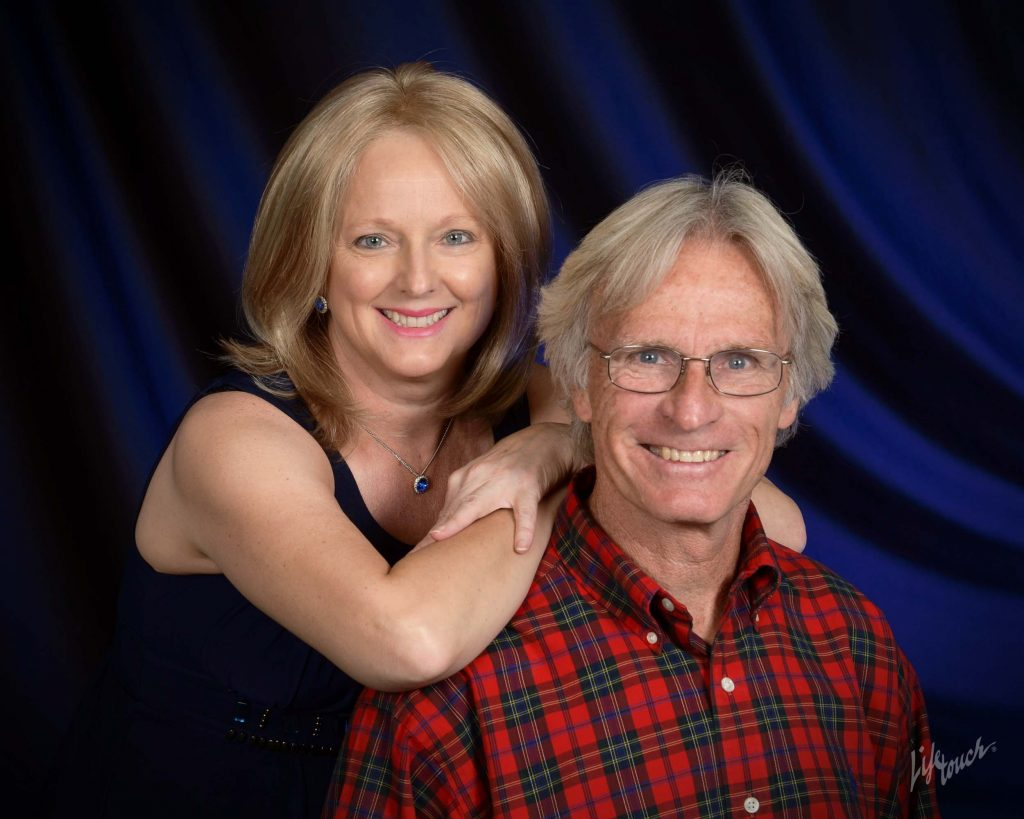Valerie and Keith Pharr, Owners of Jiffy Mobile Notary